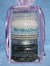 Mineral Mud and Mineral Soak Gift Pak