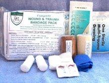 Wound & Trama Bandage Pak