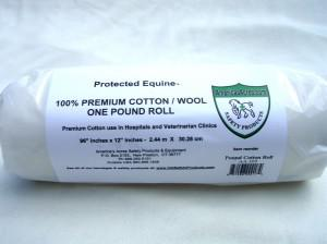 1 lb Cotton Roll
