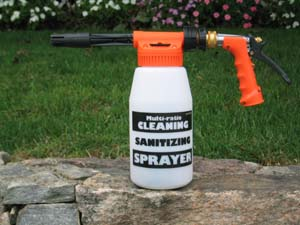 HW 95 Power Sprayer